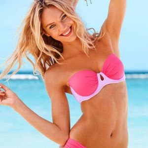 Victoria's Secret Gorgeous Strapless Bikini Top